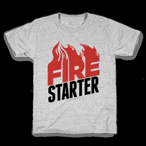Fire Starter Kids T-Shirt