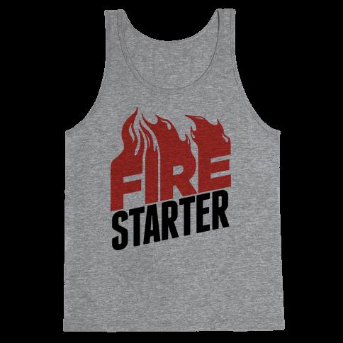 Fire Starter Tank Top