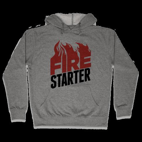 Fire Starter Hooded Sweatshirt