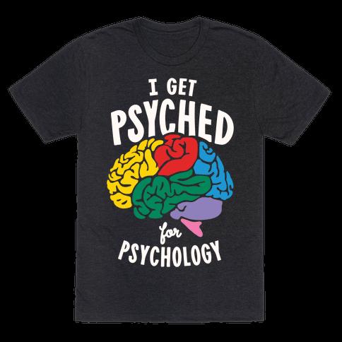 I Get Psyched for Psychology