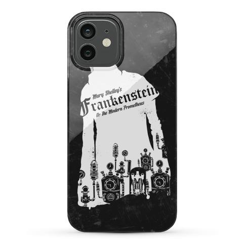 Mary Shelley's Frankenstein Phone Case