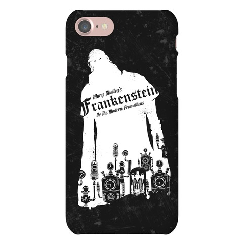 Mary Shelley's Frankenstein Phone Case