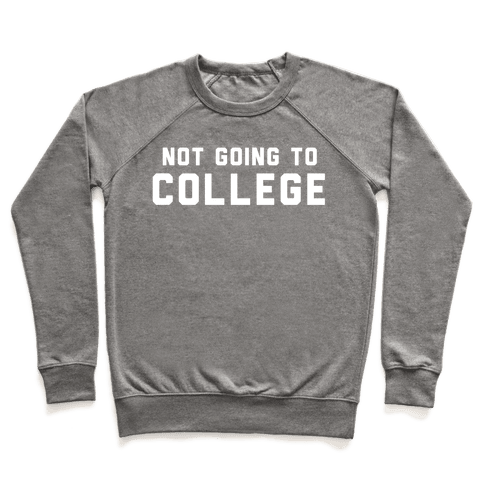 Anti-College (Vintage) Pullover