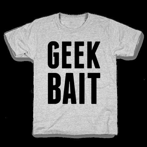 Geek Bait Kids T-Shirt