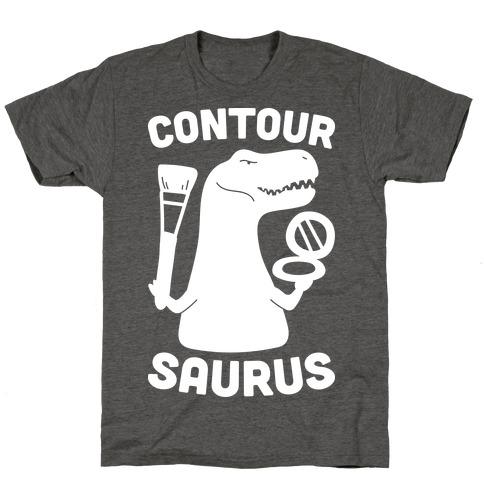 Contoursaurus T-Shirt