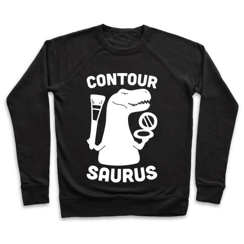Contoursaurus Pullover
