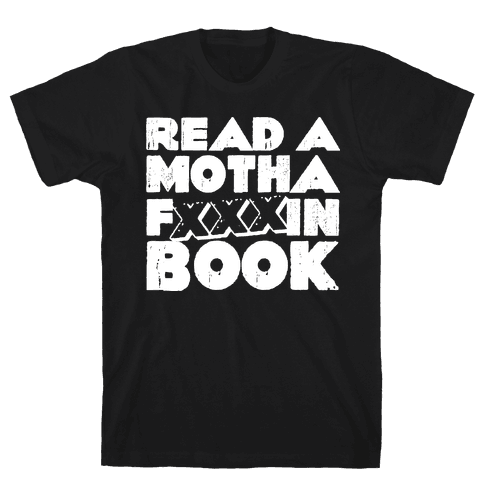 Read a Motha F'ing Book