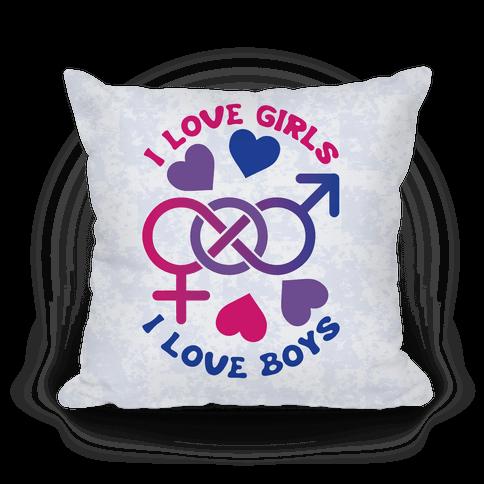I Love Girls I Love Boys