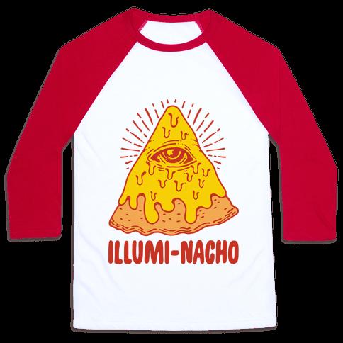 Illumi-Nacho Baseball Tee