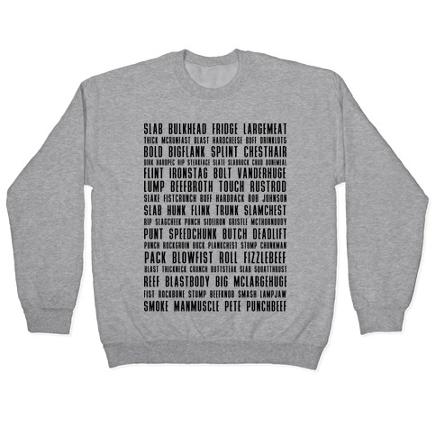Space Mutiny Pullover