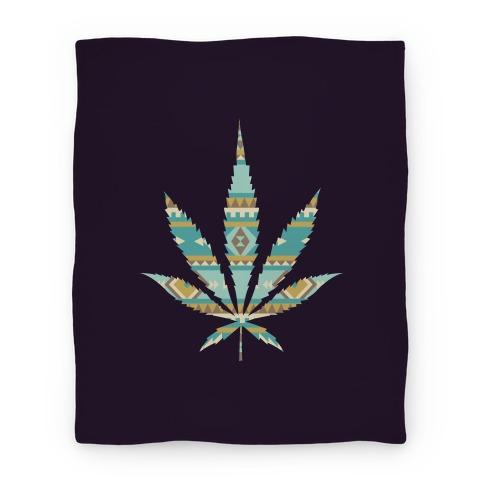 Navajo Leaf Blanket