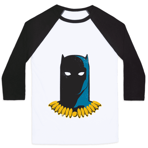 The Black Hero Baseball Tee