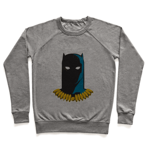 The Black Hero Pullover