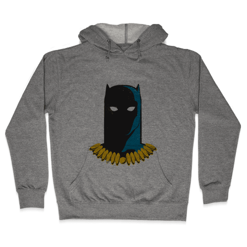 The Black Hero Hooded Sweatshirt