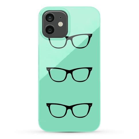 Mint Glasses Phone Case