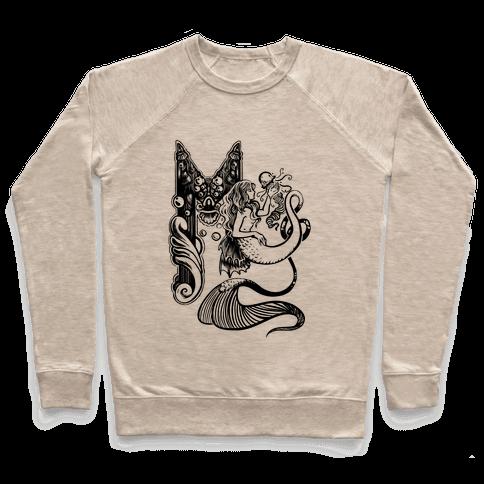 Illuminated M (Mermaid) Pullover