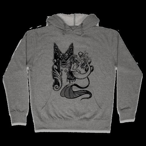 Illuminated M (Mermaid) Hooded Sweatshirt