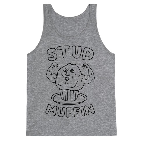 Stud Muffin Tank Top