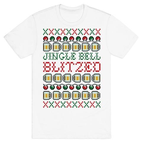 Jingle Bell Blitzed T-Shirt