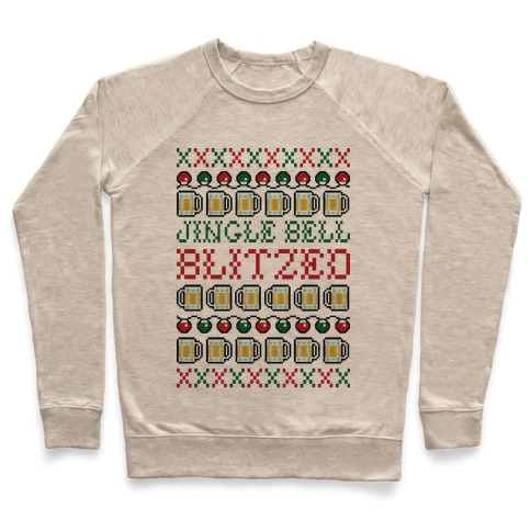 Jingle Bell Blitzed Pullover