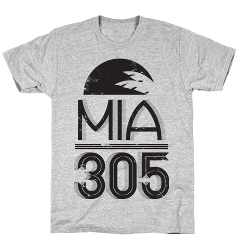 MIA 305 Mens T-Shirt