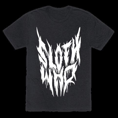 Sloth Who (Metal)