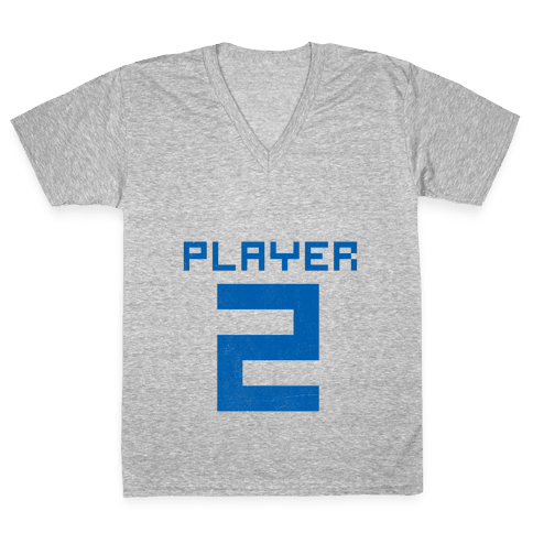 Player 2 V-Neck Tee Shirt