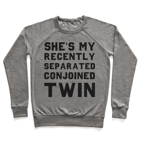 Conjoined Twin (Couples) Pullover