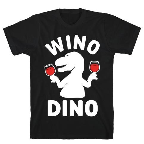 Wino Dino T-Shirt