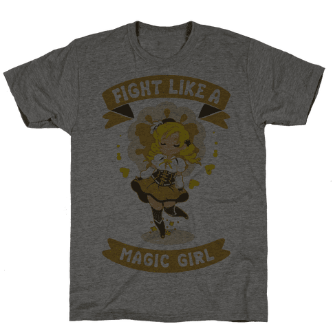 Fight Like A Magic Girl Mami Parody