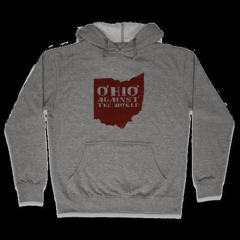 Ohio against the World Hooded Sweatshirt