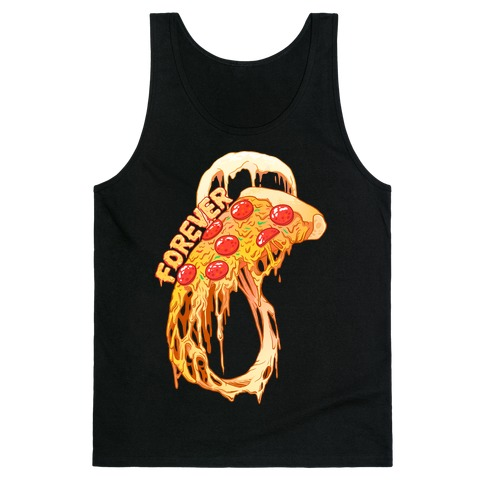 Pizza Infinity Tank Top