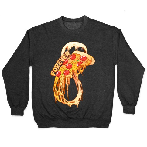 Pizza Infinity Pullover
