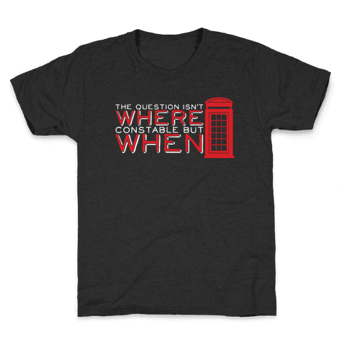 The Question Kids T-Shirt