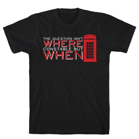 The Question Mens T-Shirt