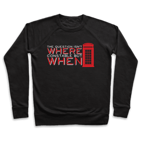 The Question Pullover