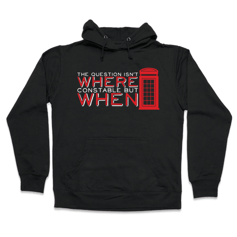The Question Hooded Sweatshirt