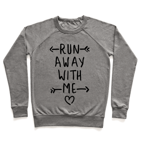 Run Away With Me (Tank) Pullover