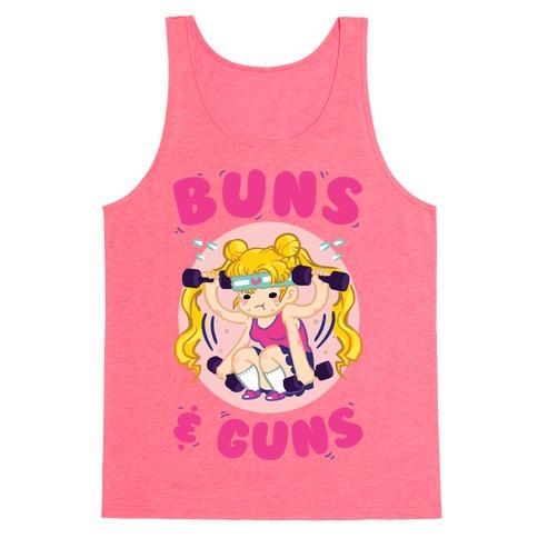 Buns & Guns Tank Top