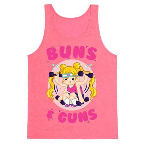Buns & Guns Tank Top
