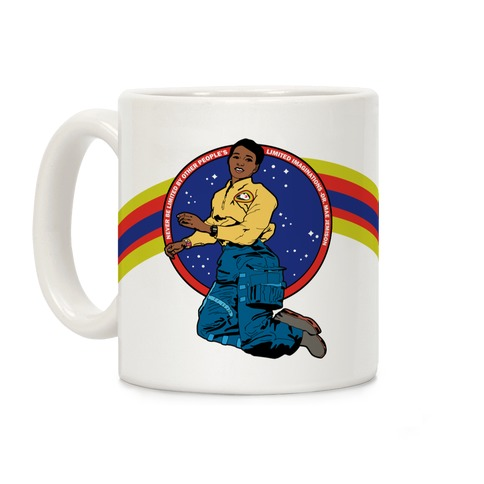 Dr. Mae Jemison Astronaut Coffee Mug