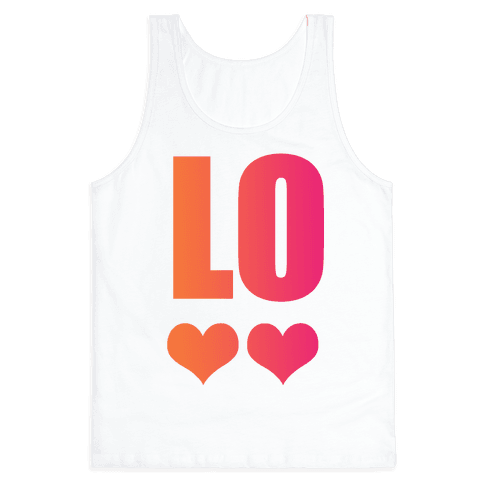 Love Your Bestie Tank Top