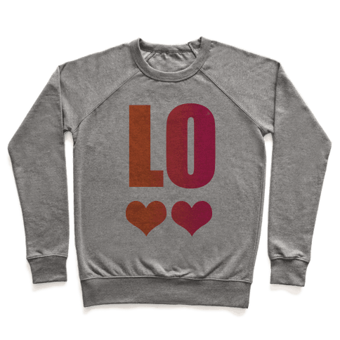 Love Your Bestie Pullover