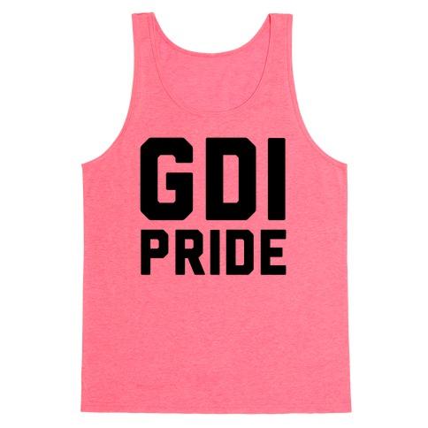 GDI Pride Tank Top