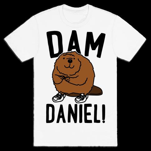 Dam Daniel  Mens T-Shirt