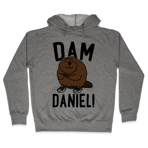 Dam Daniel Hooded Sweatshirt