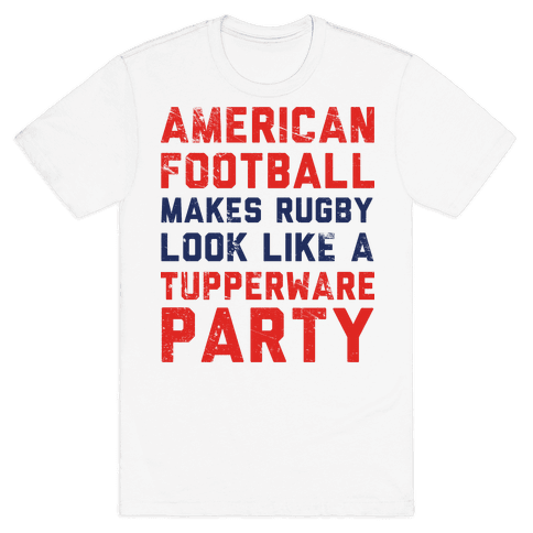 American Football Mens T-Shirt