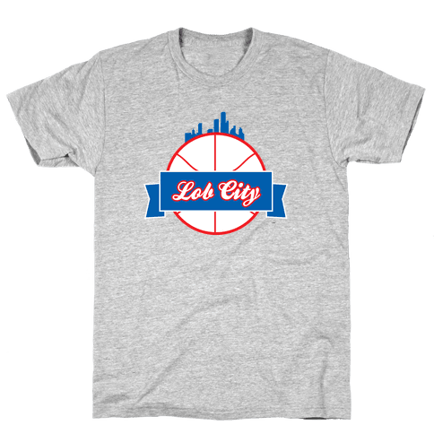 Lob City  Mens T-Shirt