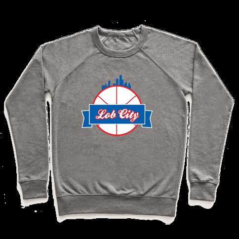 Lob City  Pullover