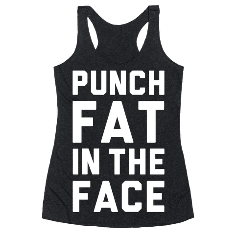 Punch Fat In The Face